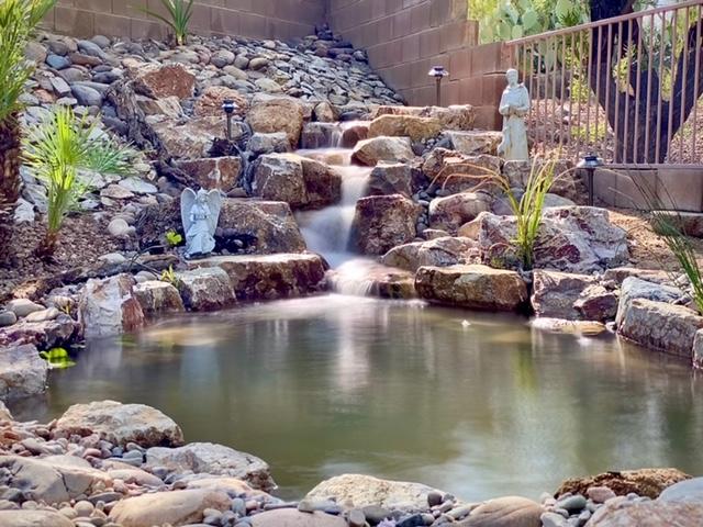Koi Pond Contractors in Phoenix
